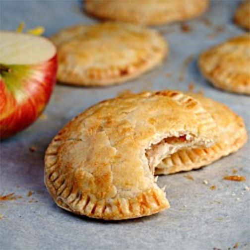 Apple-Toffee Hand Pies