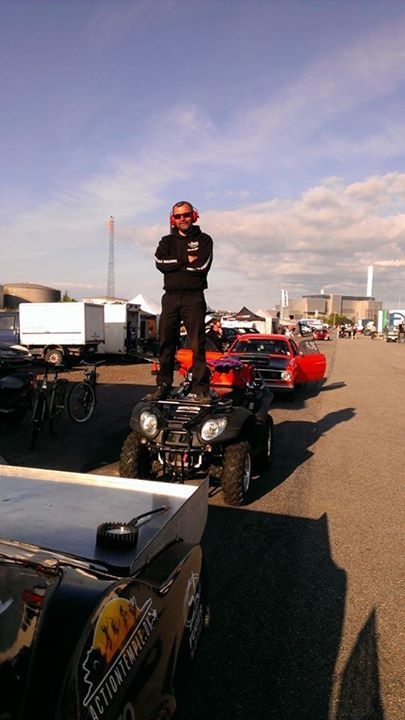 Ramshackle Racing - Drag Racing, Denmark, Camaro, Sune Larsen