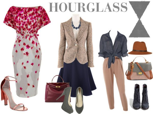 Hourglass Body Type Characteristics of the hourglass body The mostimportantfactor when choosing what to wearis your body type, so knowing what is your and...
