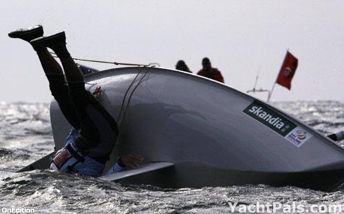 Best Sailing Capsize