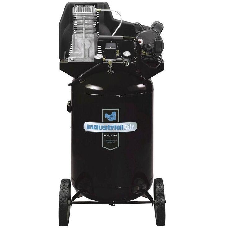 27 Gal. Portable Electric Air Compressor