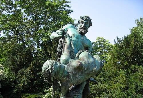 Ernst Herter Viktoriapark, BerlinKreuzberg,Deutschland