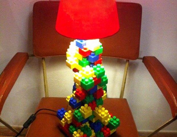 Mattoncino Lamp #hattalab21 #handmade #lamp #toys #buildingblocks