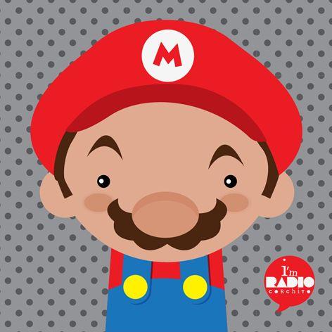 #RadiocaritaStar Mario / i´m radiocorchito®