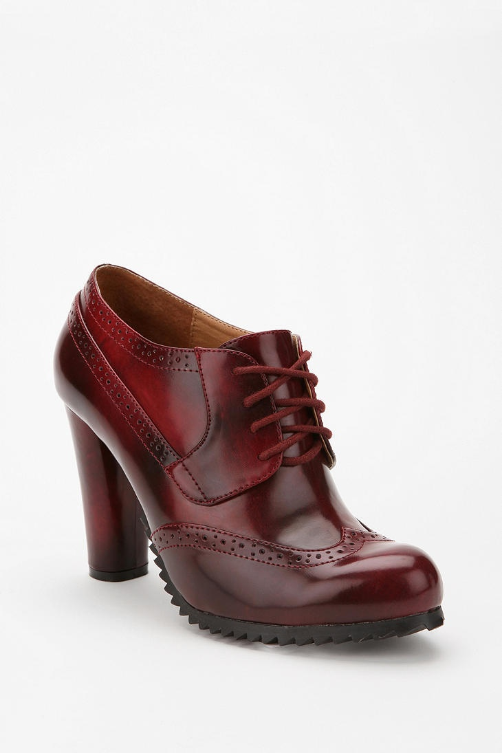 91 best oxford heels baby! images on pinterest | ladies fashion