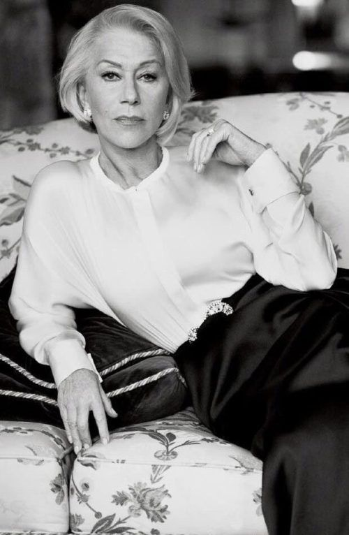 Хелен Миррен — королева театральной сцены. С годами она становится все элегантнее и ближе к образу английской леди. Учимся у легендарной актрисы, как должна выглядеть красивая женщина солидных...