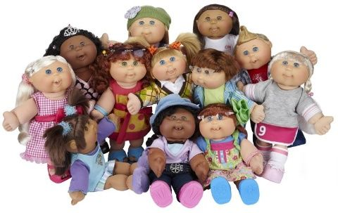 cabbage patch kids pictures - Google Search