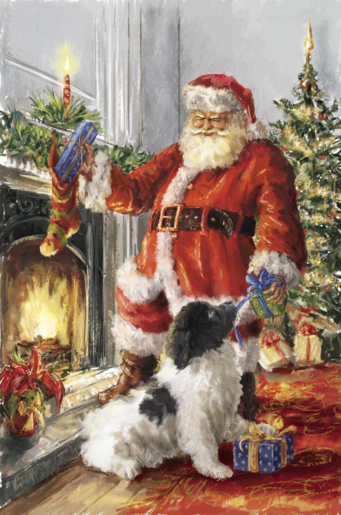 Santa Claus, St. Nick, Christmas! °‿✿⁀ Santa ‿✿⁀°
