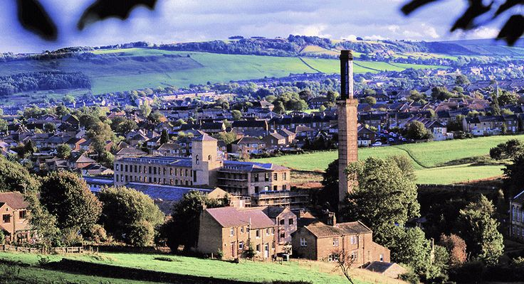 Parkwood Mills   Huddersfield