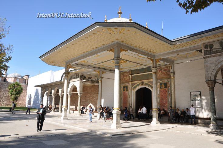 Nagy Szulejmán palotája