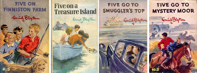 Things We Learned from The Famous Five