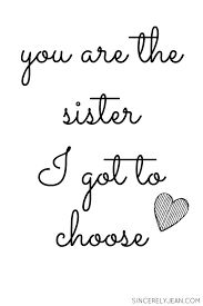Image result for friends like sisters quotes