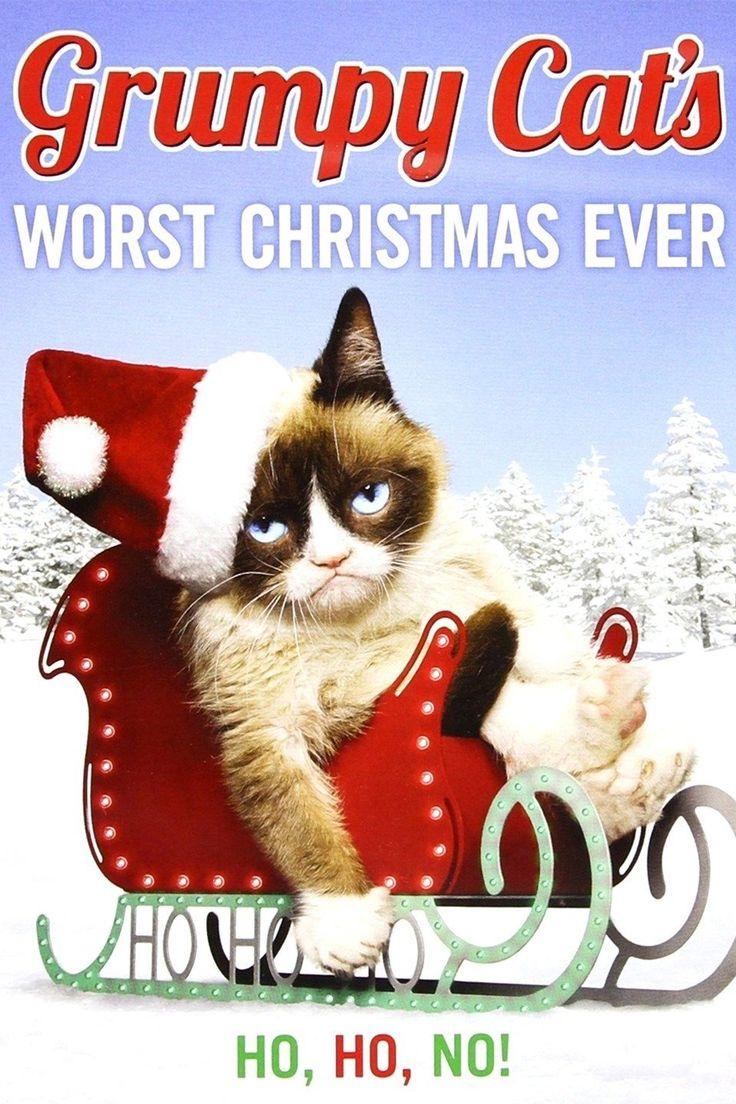 Grumpy Cat Worst Christmas Ever Streaming