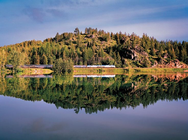 Best Scenic Train Rides Ideas On Pinterest Steam Train Rides - North americas 9 most scenic lakes