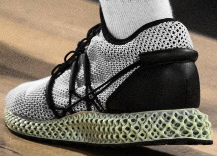 http://SneakersCartel.com adidas Y3 Futurecraft 4D Debuts at Paris Fashion  Week