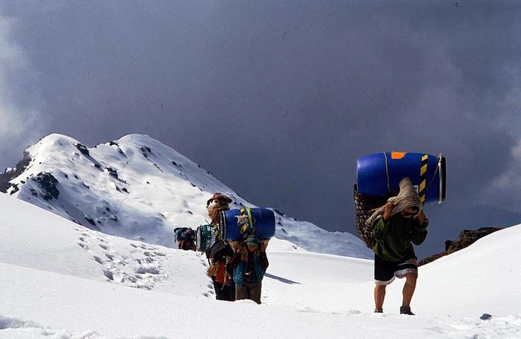 Makalu - Edurne Pasaban Mountains, first woman, Edurne Pasaban, eight thousanders, snow, peak, Himalaya, adventure
