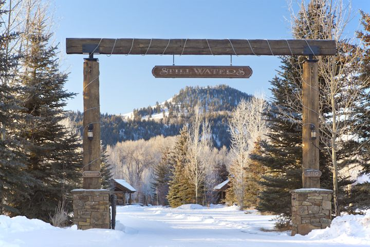 148 best images about pole gates on pinterest for Ranch entrances ideas