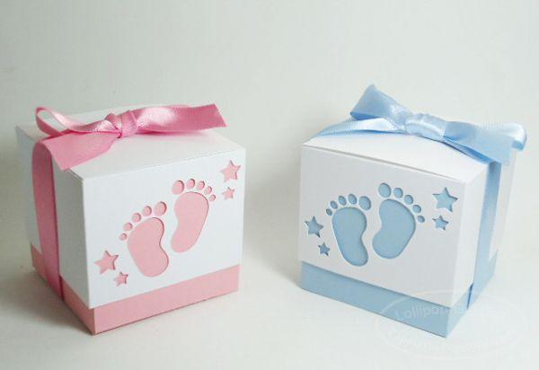 Lembrancinhas De Maternidade Passo A Passo Artesanato Caixinhas