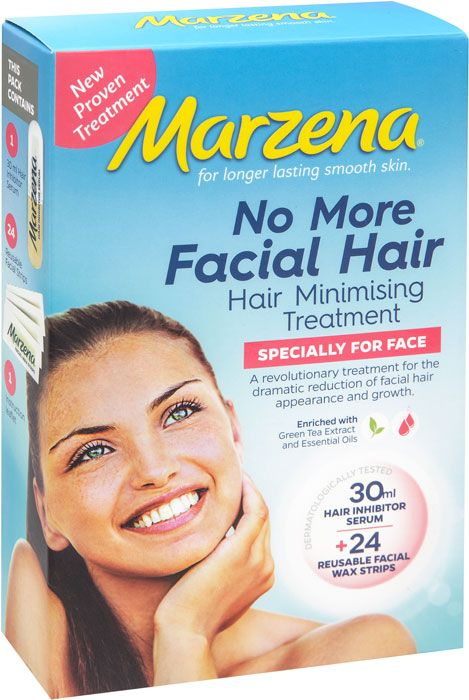 Face pack for unwanted hair-1055