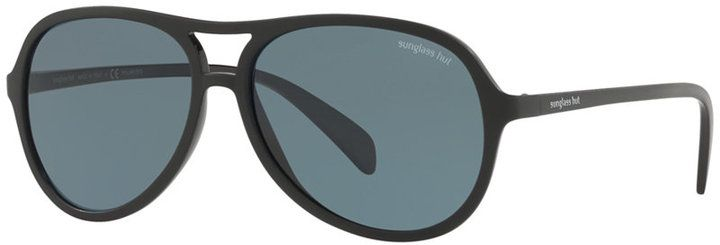 Sunglass Hut Collection Sunglasses, HU2005 57