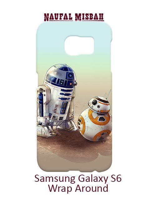 Star Wars R2D2 BB8 Samsung Galaxy S6 Case Cover