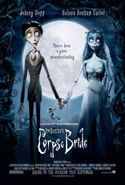 Corpse Bride (2005) - Tim Burton, Mike Johnson.  La sposa cadavere.  (GB).