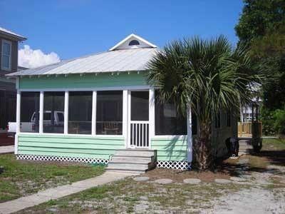 Grayton Beach Vacation Rental - VRBO 448361 - 2 BR Beaches of South Walton House in FL, 'Sweaty Palms' Cute and Charming Beach Home