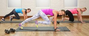 300-Calorie-Burning Video Workout. Complete workout. DO THIS ONE A LOT!
