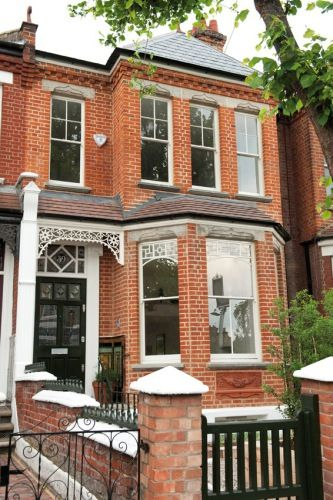 Edwardian London home