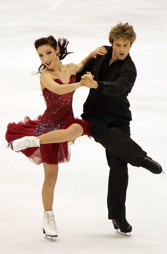 Charlie White and Meryl Davis - ISU Grand Prix NHK Trophy