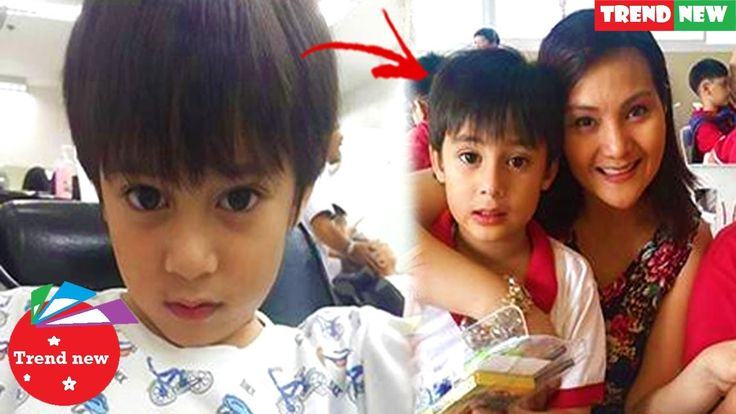 Meet The Youngest Internet Heartthrob  Gladys Reyes' 5 Year Old Son Is T...