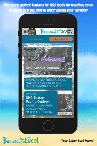 "THE ONLY APP FOR BARBADOS THAT YOU WILL EVER NEED!<p>The ""unofficial"" local guide to Barbados, written by a Bajan from Barbados; unofficial goodwill travel ambassador, dreamer and writer, Ariela St-Pierre-Collins, that gives you insider knowledge to the island! <p>Want to experience Barbados like a local, and not fall for the regular old tourist traps? Download my free app that is bursting with facts, stories, anecdotes and tips and you'll be on your way to seeing the island like a real…"