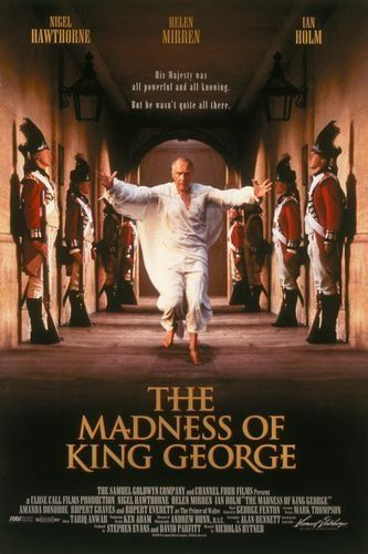 As Loucuras do Rei George (1994) The madness of king george