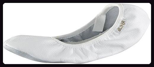 Bleyer Damen Gymnastikschuhe weiß 31 - Sportschuhe für frauen (*Partner-Link)