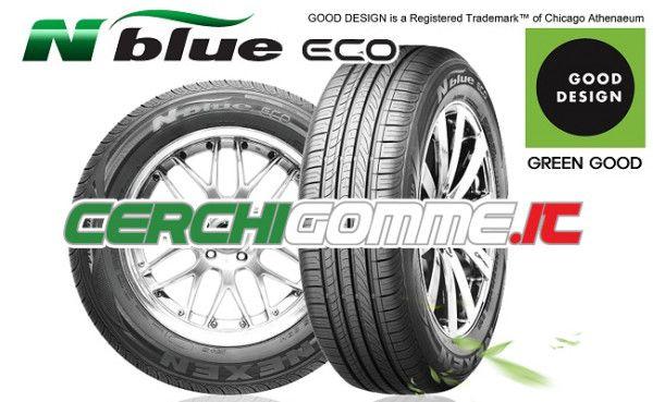Pneumatici estivi Nexen N'Blue Eco: alta qualità e rispetto per l'ambiente
