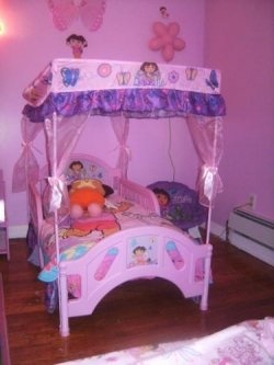 17 best images about dora bedroom ideas on pinterest for Dora themed bedroom designs