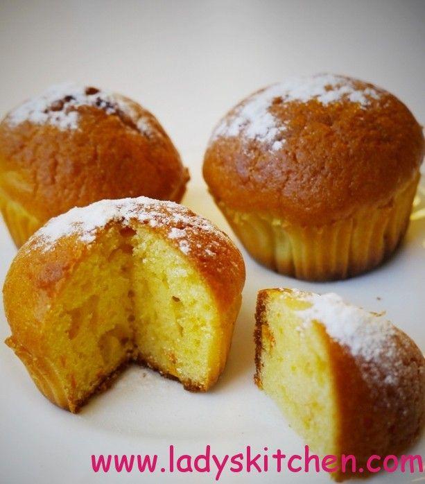 Portakalı soydum, baş ucuma koymadım, Portakallı Kek uydurdum…