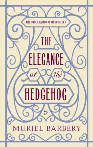 I have no idea what this is about. But I like hedgehogs =) {the elegance of the hedgehog}