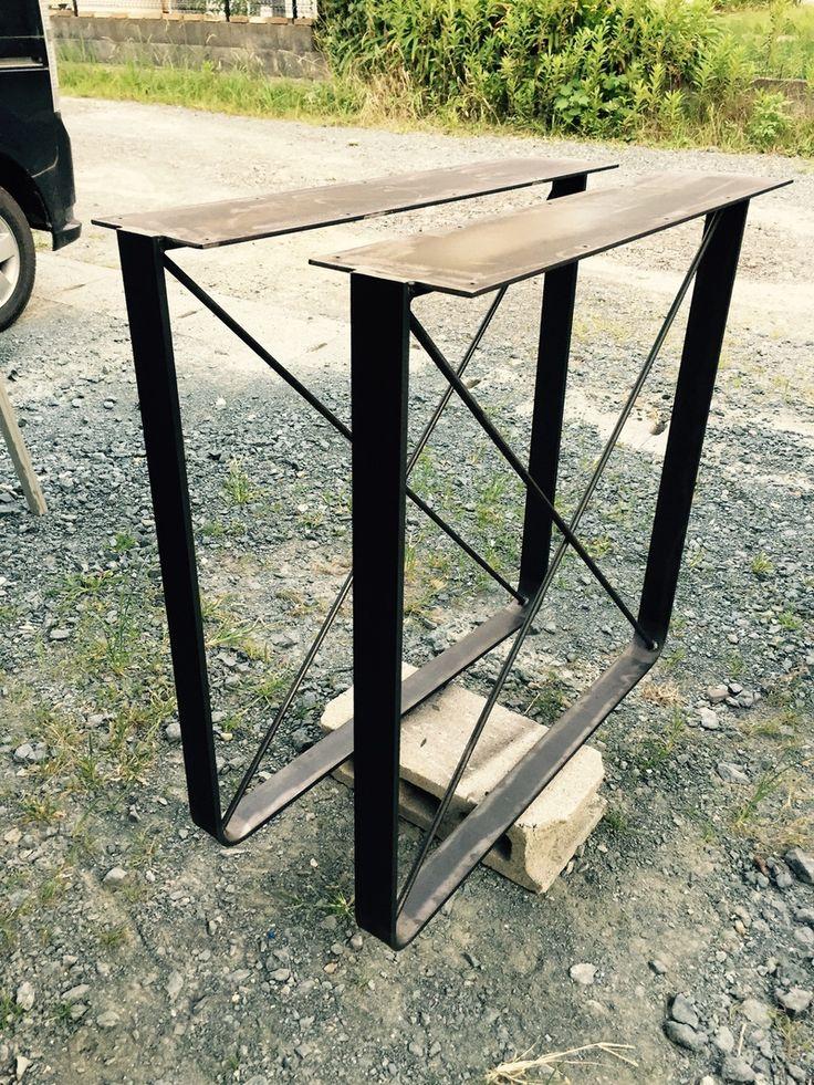 ダイニングテーブル鉄脚│アイアン インダストリアルデザイン