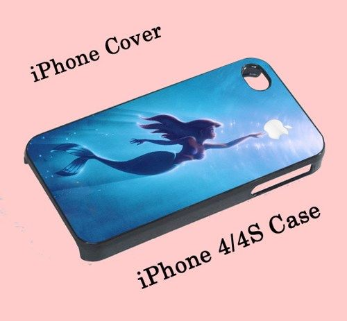 The Little Mermaid - iPhone 4/4S Case