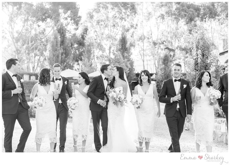 Golding Winery Wedding Grooms Attire Paolo Sebastian Wedding Gown Adelaide Wedding Winery Wedding Black Tie Wedding Wedding Inspiration Wedding Photography Wedding photography by Emma Sharkey Kiera Blanden Styling Floral Design by Blooming Fridal Wedding Styling Insp Floral Inspiration South Australian Wedding