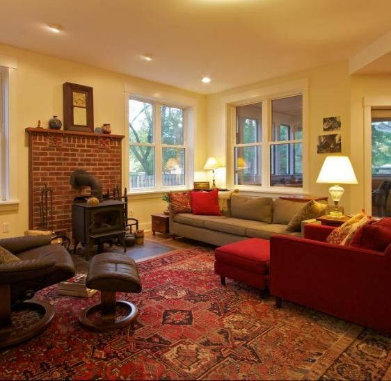 A New Old Home Interior