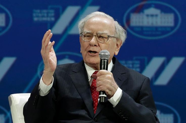 Billionaire Warren Buffett has fired back at Donald Trump about his tax returns. Today, the Berkshire Hathaway CEO released a statement about the history of his own tax returns - and his IRS audit.