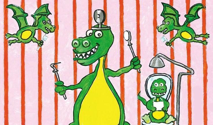 Dentisti, dinosauri e altre strane creature
