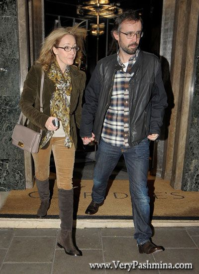 best green scarf style images scarf styles   jkrowling wears animalprint scarf in london