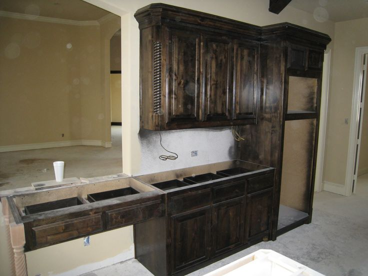 black wood stain kitchen cabinets pictures of stained cabinet brown