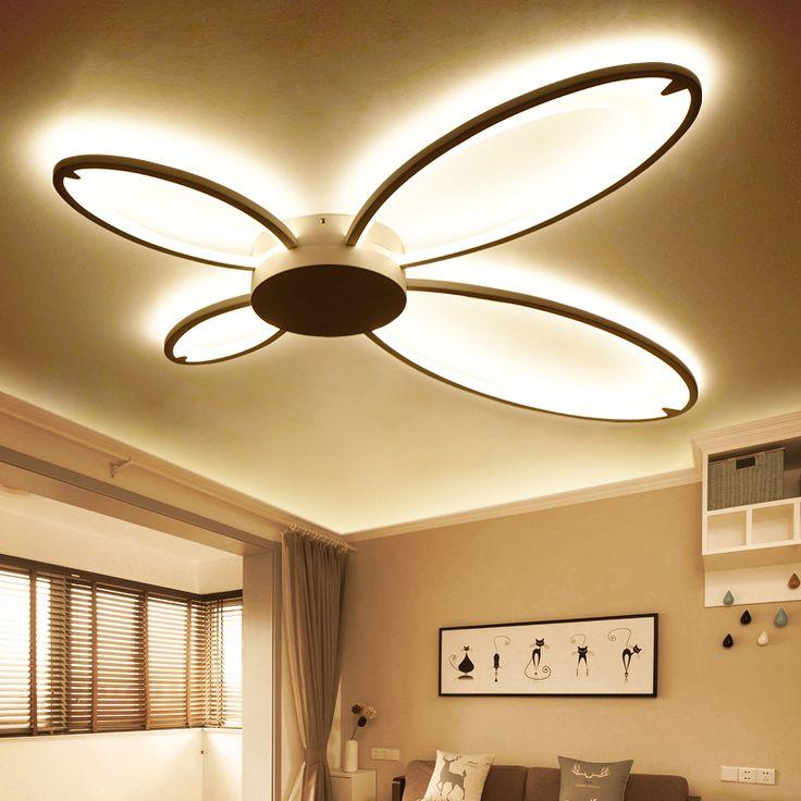 Modern Bedroom Lighting Ceiling best 20+ led ceiling light fixtures ideas on pinterest | ceiling