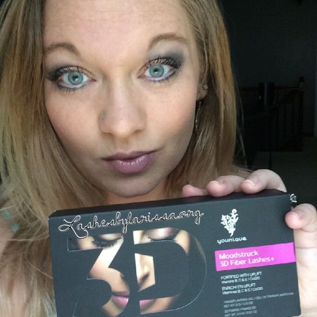 Younique  3D Fiber Lash Mascara  Lashesbylarissa.org
