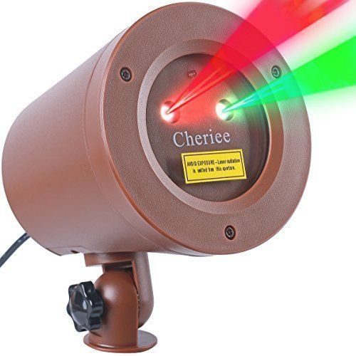 Laser Christmas Lights Star String Projector Decor Outdoor Home Garden Party NEW #Cheriee