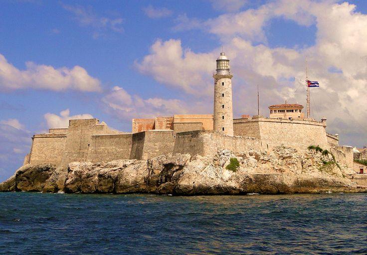 El Morro - Castillo De Los Tres Reyes in La Habana, La Habana